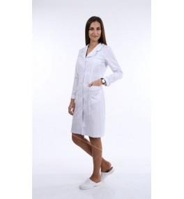 Халат медицинский женский М121