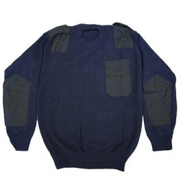 Джемпер форменный (синий)