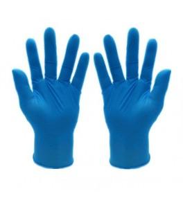 Перчатки смотровые (диагностические) из латекса