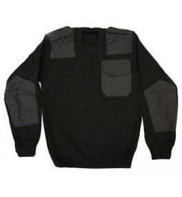 Джемпер форменный (черный)