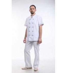 Медицинские брюки мужские М11