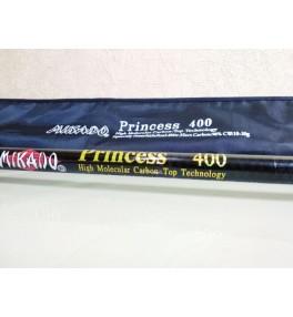 Удочка маховая без колец Mikado Princess 400 (4,0 м, тест 10-30 грамм)