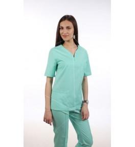 Блуза медицинская М99 мята