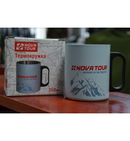 Термокружка Nova Tour Сильвер 350 мл.
