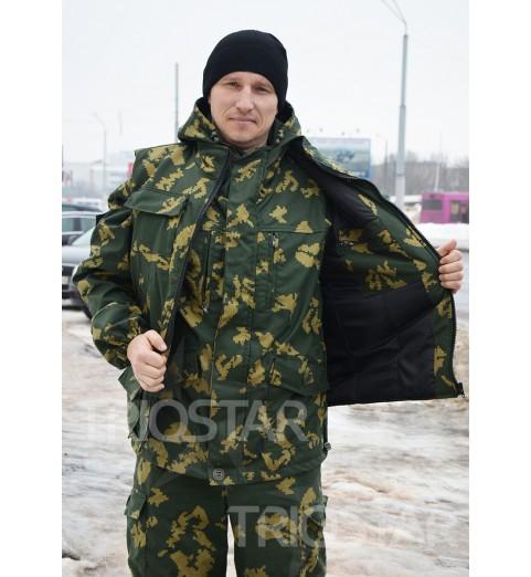 фото Костюм летний Тройка Дубок ПРЕМИУМ (Горка 5 + жилет) (от производителя)