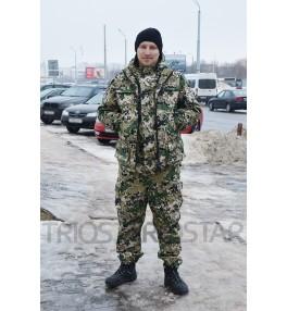 Костюм летний Тройка Пиксель ПРЕМИУМ (Горка 5 + жилет) (от производителя)