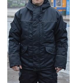 Костюм зимний утепленный ПРЕМИУМ (с полукомбинезоном)